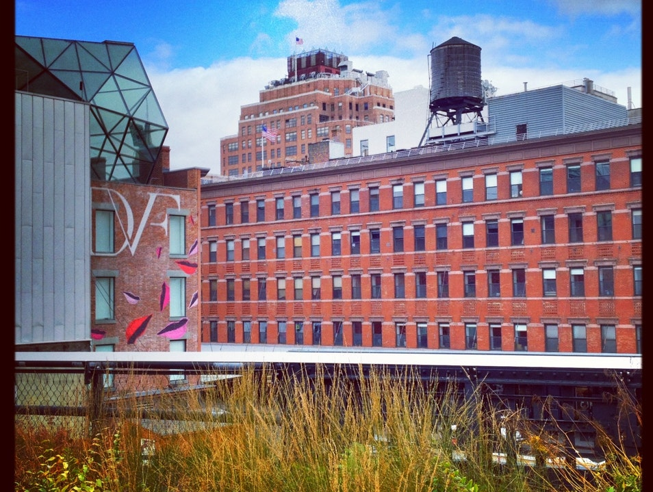 Love the Highline New York New York United States