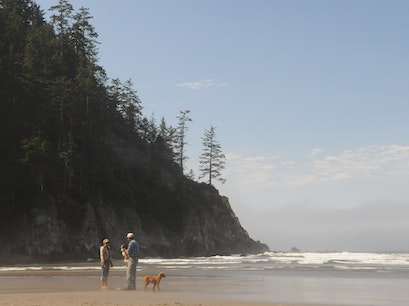 Short Sand Beach Nehalem Oregon United States