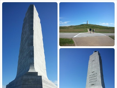 Wright Brothers National Memorial Kill Devil Hills North Carolina United States