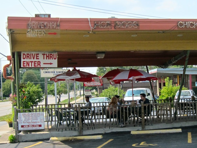 Shorty's Drive-In