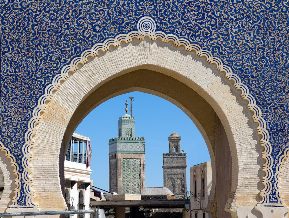 A Fabulous Day-Trip in the Fes-Medina Fes  Morocco