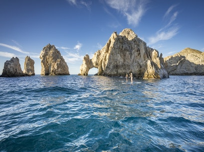 The Arch of Cabo San Lucas Cabo San Lucas  Mexico