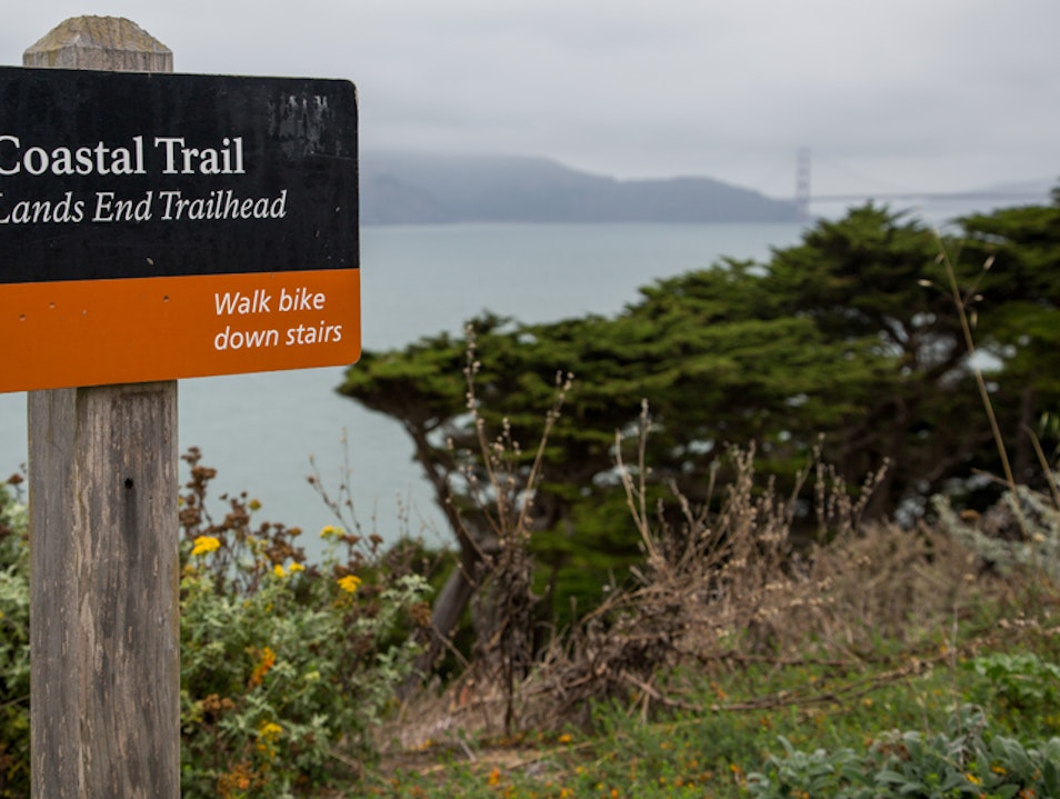 San Francisco Coastal Trail San Francisco California United States