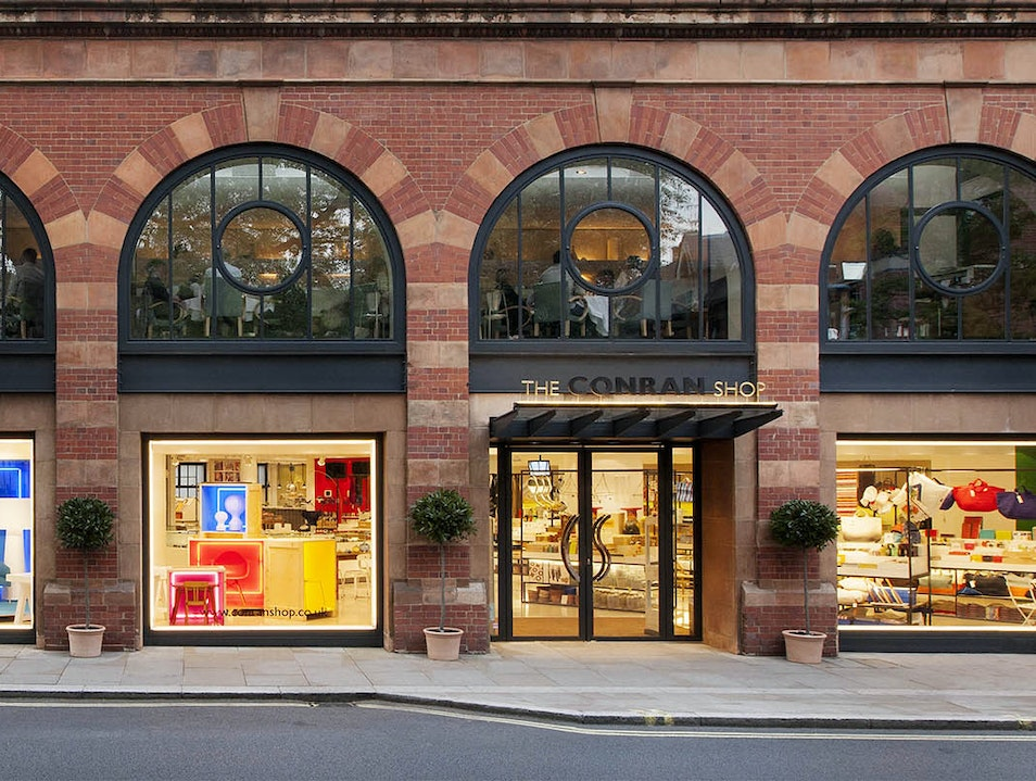 The Conran Shop London  United Kingdom