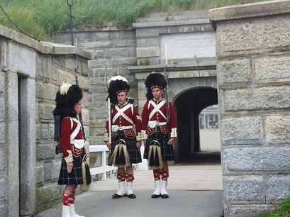 Halifax Citadel National Historic Site Halifax  Canada