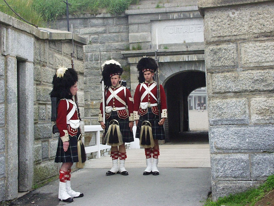 Step Back in Time in Halifax