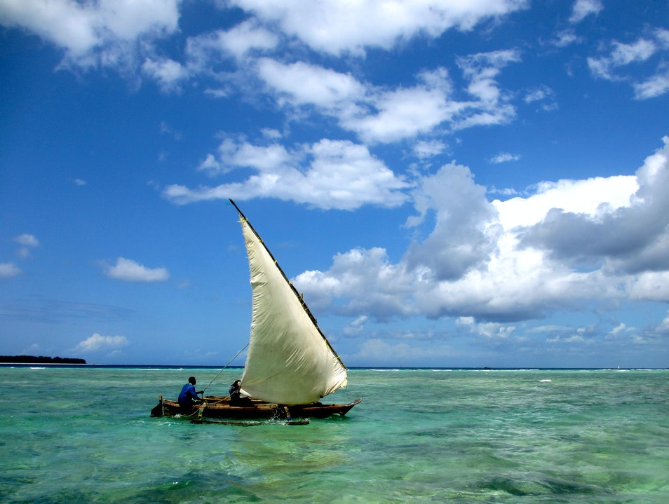 Zanzibar and the Indian Ocean