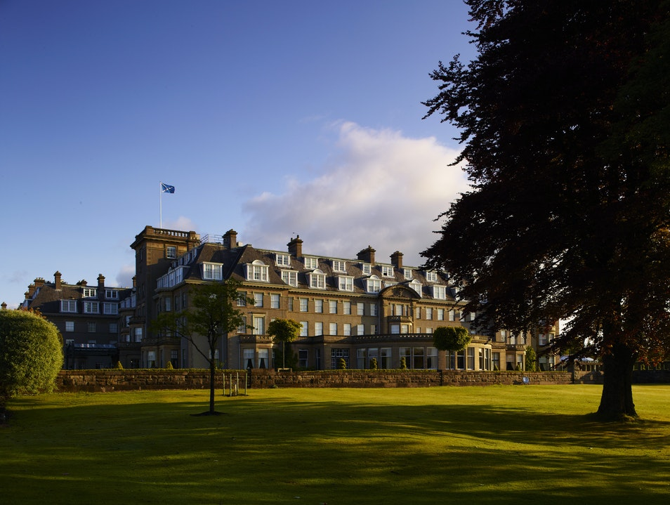 A Scottish Golf Getaway Auchterarder  United Kingdom