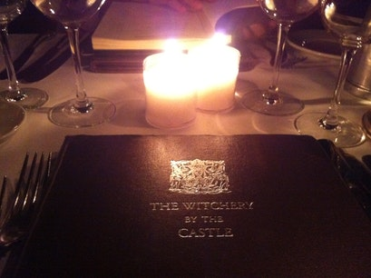 The Witchery by the Castle Edinburgh  United Kingdom
