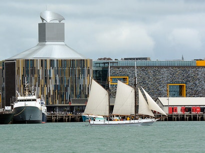 Wynyard Quarter Auckland  New Zealand