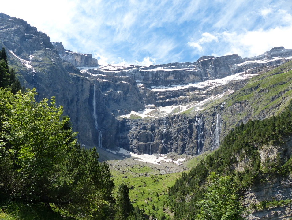 Hike to France's Highest Waterfall Gavarnie  France