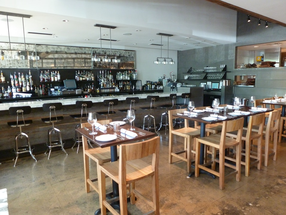 Imaginative Gastronomy's Design District Home Dallas Texas United States