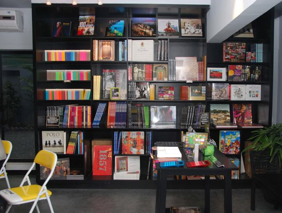 Trip on Books, Art, and Design at CMYK  Pune  India