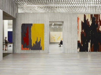 Clyfford Still Museum, Denver Denver Colorado United States
