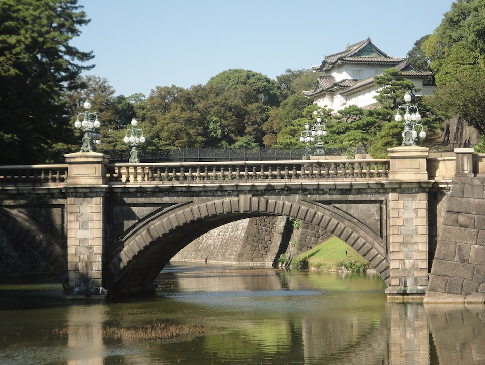The Imperial Palace Tokyo  Japan