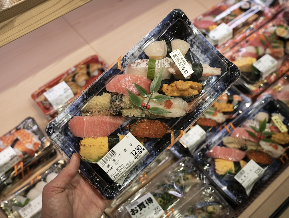 Japanese Supermarkets – A Study in Packaging