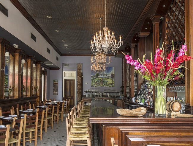 Coquette-An upscale bistro in the heart of the Garden District