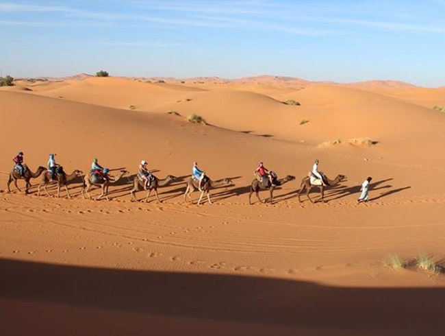 unforgettable moments in Morocco with Pure Morocco Trips