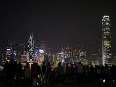 Avenue of Stars Tsim Sha Tsui  Hong Kong