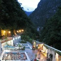 Thermal Baths Aguas Calientes  Peru