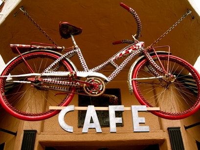 Velo Rouge Cafe San Francisco California United States