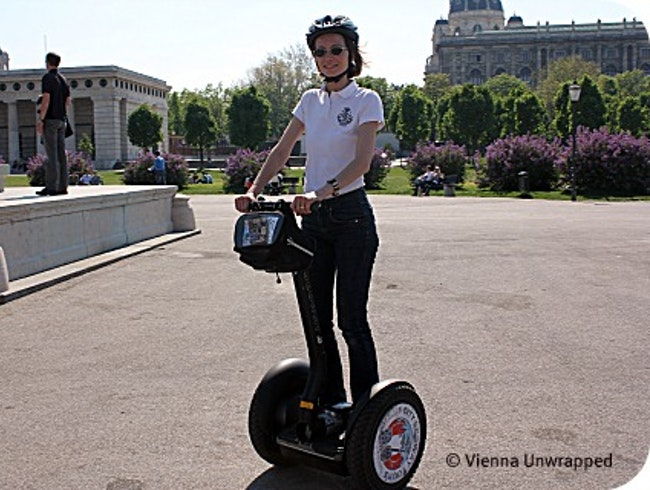 Vienna City Segway Tour
