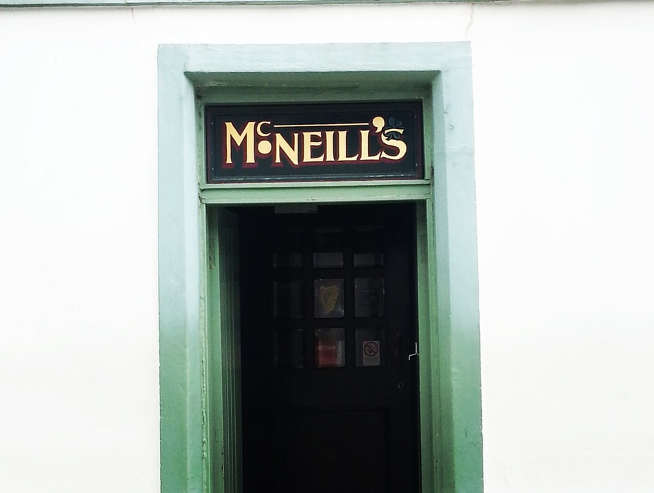 McNeill's: A Saturday Night Staple Stornoway  United Kingdom
