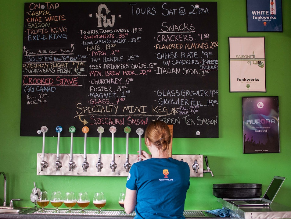 Funkwerks, Inc., Fort Collins, Colorado, USA.  Fort Collins Colorado United States