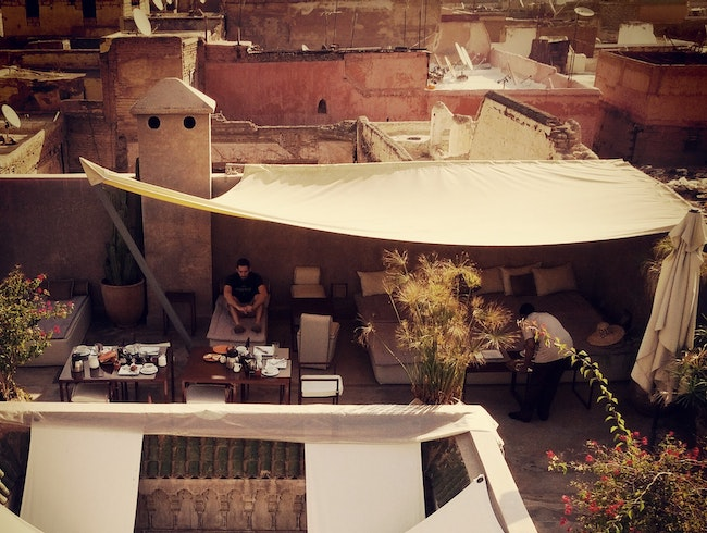 Stylish, Comfy Riad in the Heart of Marrakech's Medina