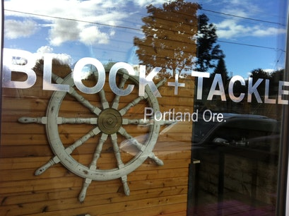 Block & Tackle Portland Oregon United States