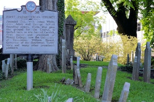 First Presbyterian Church Graveyard