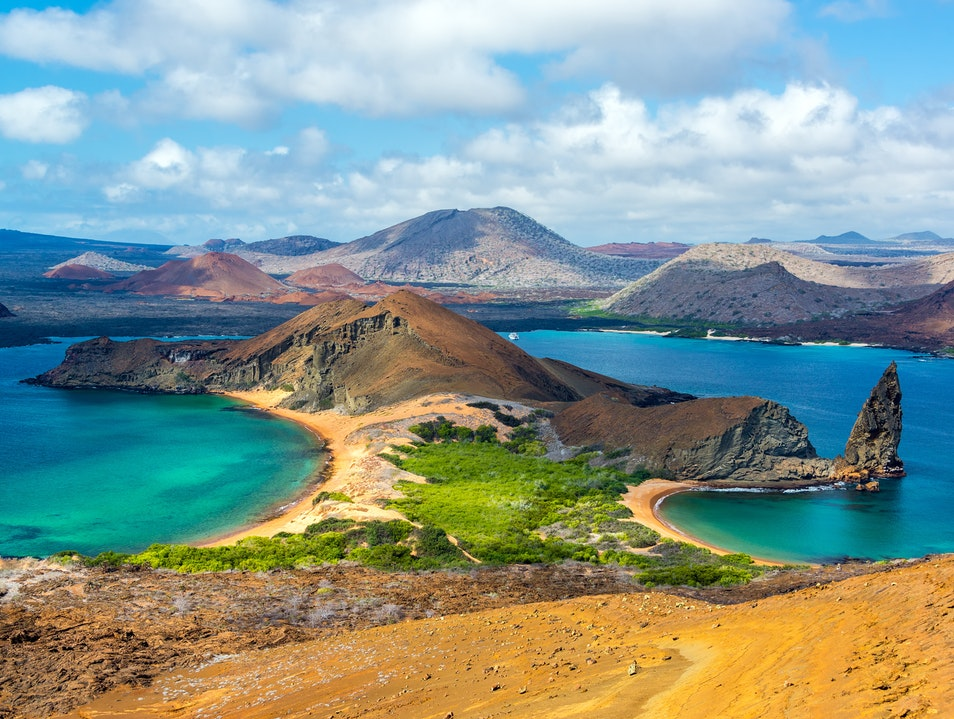 South America's Most Iconic Sites Galápagos Islands  Ecuador