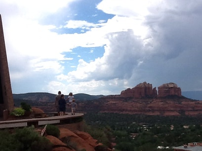 Church of the Red Rocks Sedona Arizona United States