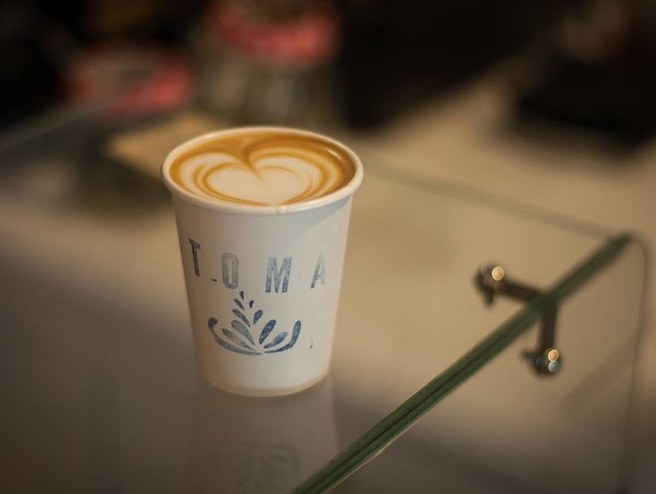 Best Cup of Coffee in Madrid