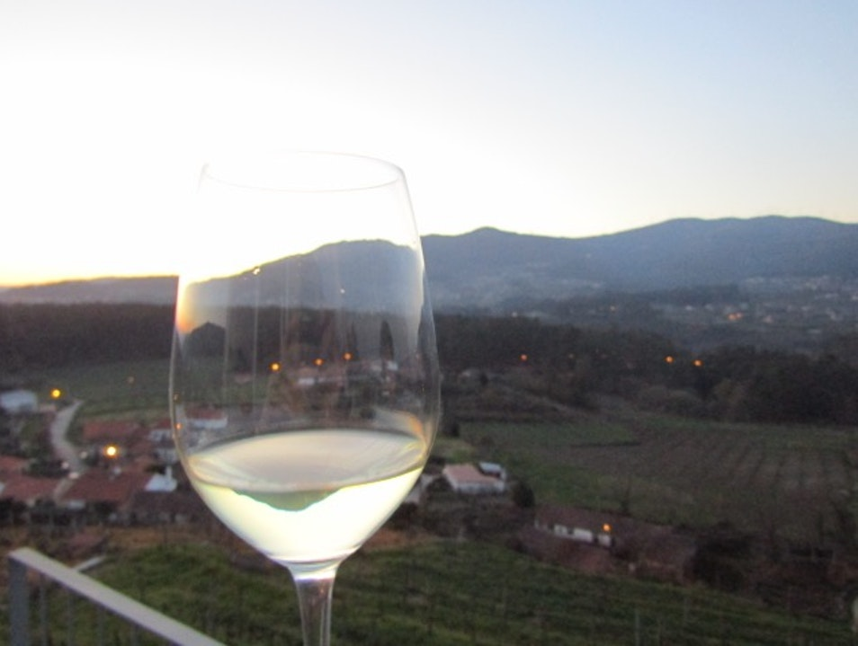 Schedule a wine-tasting with a view