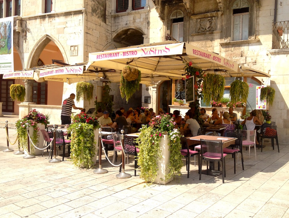 No Stress Café in Split, Croatia Split  Croatia
