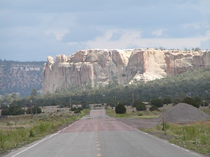 El Morro National Monument Ramah New Mexico United States