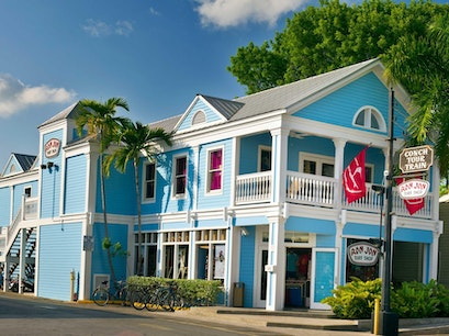 Ron Jon Surf Shop Key West Florida United States