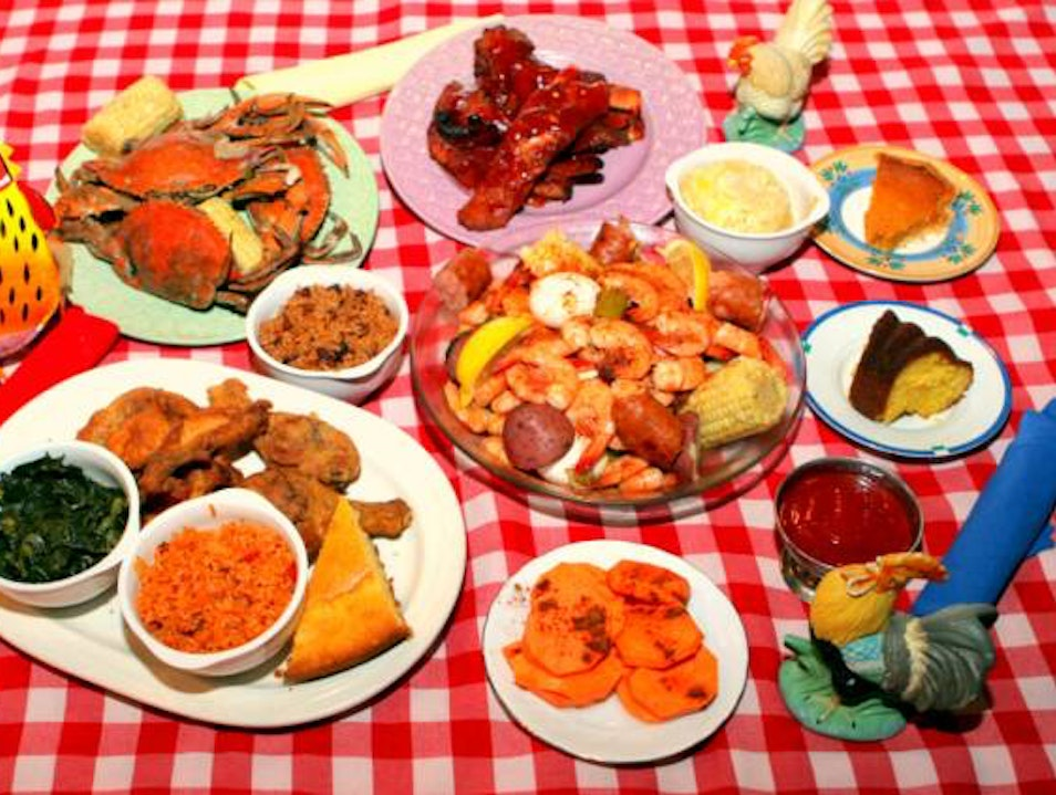 Southern Comfort Food Hilton Head Island South Carolina United States
