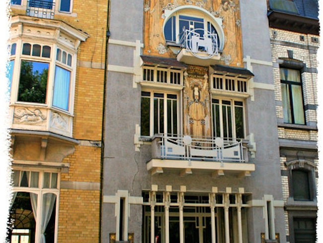 A Slice of Belgian Art Nouveau