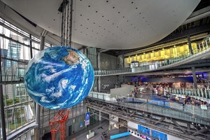 National Museum of Emerging Science and Innovation (Miraikan)