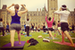Yoga on Parliament Hill, Ottawa Ottawa  Canada