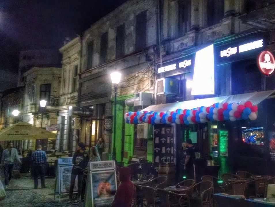 Your Local Pub... In Bucharest