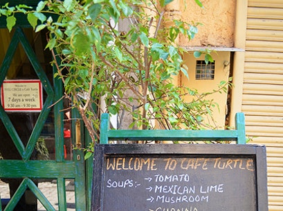 Cafe Turtle New Delhi  India
