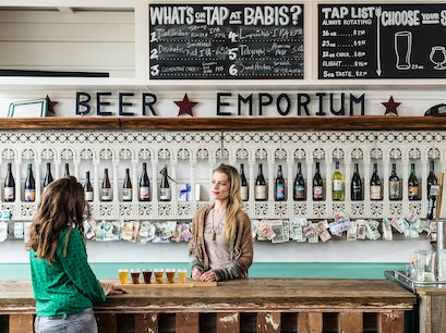 Babi's Beer Emporium  California United States