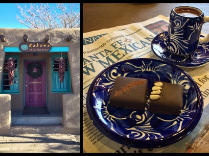 Kakawa Chocolate House, Santa Fe Santa Fe New Mexico United States