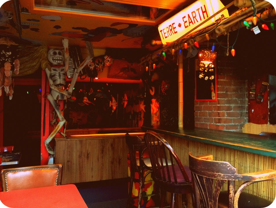 A Lively Tex-Mex Eatery on Le Plateau Montreal  Canada