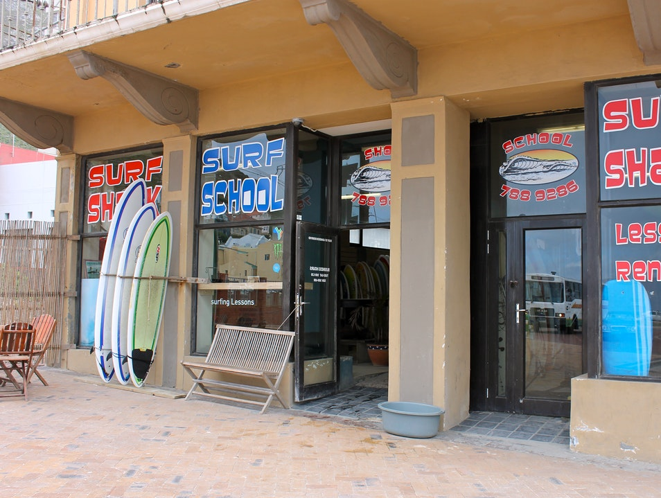 Learn to Surf in Muizenberg