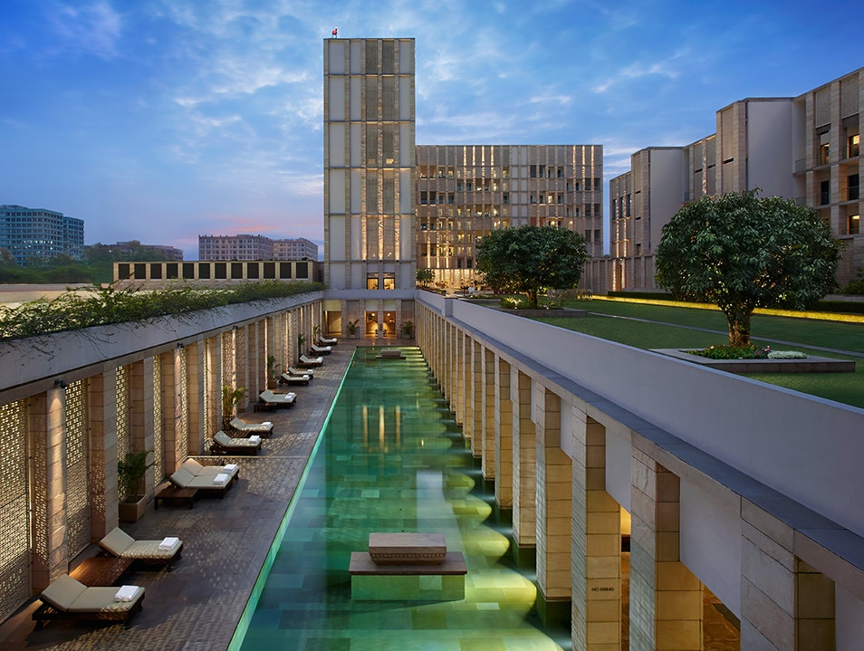 Lodhi Hotel New Delhi  India