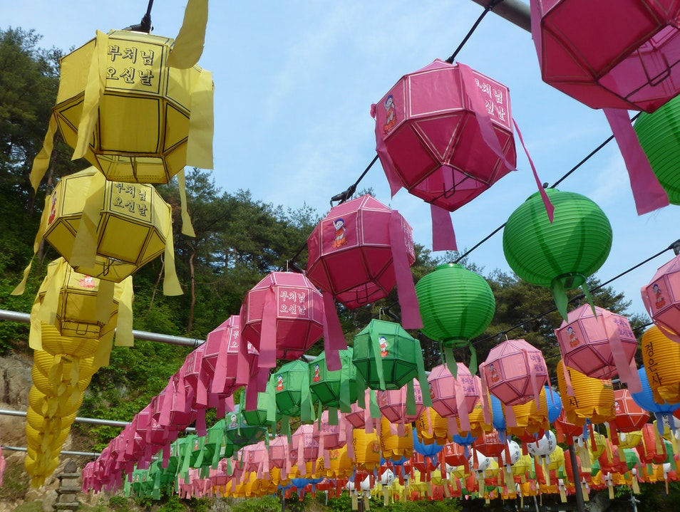 Add a little colour to your life Jecheon-si  South Korea